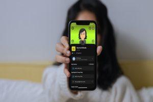 Get Dark Mode on Snapchat