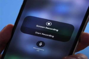 Screen Record FaceTime With Sound On iPhone
