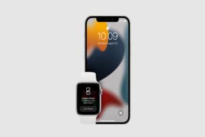 Unlock iPhone 13 With Apple Watch