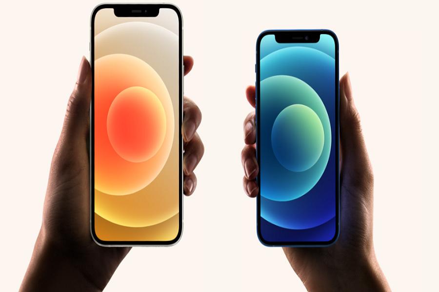iPhone 12 comparison
