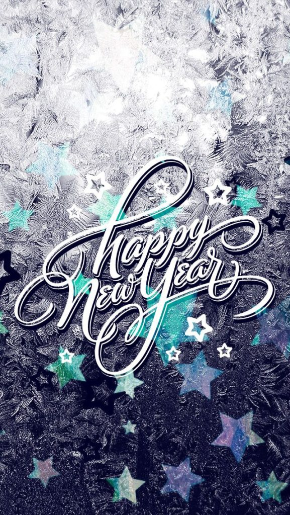 Best New Year 2021 Wallpapers for iPhone on iOS 14
